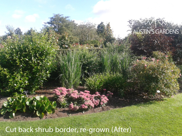 Austin's Gardens Garden Design, Construction & Maintenance Leeds, Harrogate, West Yorkshire